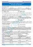 Kiểm tra chất lượng Vật lý lần 3 - Đặng Việt Hùng
