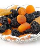 Tiểu luận Thực phẩm truyền thống: Tìm hiểu qui trình sản xuất ô mai