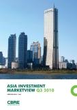 ASIA Investment marketview Q3 2010