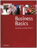 Ebook Business basics - David Grant & Robert McLarty