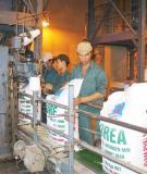 Đề tài: Xây dựng phân xưởng sản xuất Urea