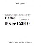 Tự học Microsoft Excel 2010 - Tin học văn phòng 2010: Phần 2