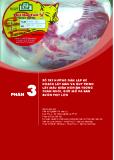Sổ tay Hướng dẫn áp dụng VietgaHp/gMps-Chuỗi sản xuất kinh doanh thịt lợn: Phần 3