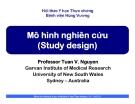 Bài cáo cáo: Mô hình nghiên cứu