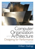 Computer organization and Architecture ninth edition - William Stallings