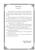 Báo cáo thực tập tốt nghiệp Chi cục thuế Thành phố Hồ Chí Minh