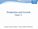 Principles of Macroeconomics: Chapter 12 - N. Gregory Mankiw