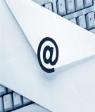 Mẫu hồ sơ xin việc qua Email