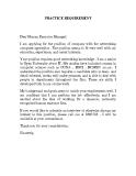 Mẫu đơn xin việc ngành Điện tử viễn thông bằng Tiếng Anh