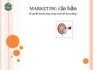 Bài giảng Marketing căn bản: Chương IV