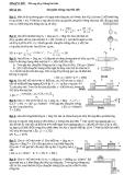Chuyên đề Phương pháp động lực học: Chuyển động của hệ vật