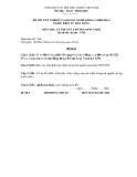 Đề thi & đáp án lý thuyết Điện tử dân dụng năm 2012 (Mã đề LT3)