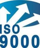 Tìm hiểu áp dụng hệ thống quản lý chất lượng ISO 9000 trong doanh nghiệp và cơ quan quản lý nhà nước - ThS. Phạm Đình Hưởng