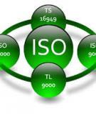 ISO 22000:2005 TCVN ISO 22000:2007 Hệ thống quản lý an toàn thực phẩm yêu cầu đối với các tổ chức trong chuỗi thực phẩm