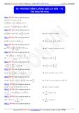 Toán học lớp 10: Phương trình lượng giác cơ bản (phần 1) - Thầy Đặng Việt Hùng
