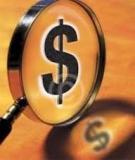 Câu hỏi ôn tập môn Quản trị rủi ro tài chính