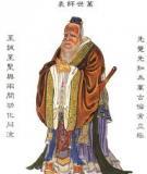 """Tiểu luận: Quan niệm về """"Lễ"""" của Nho giáo giai đoạn từ Khổng Tử tới Tuân Tử"""