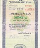 Kế toán nghiệp vụ Phát hành giấy tờ có giá