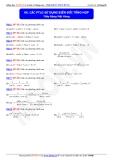 Toán học lớp 11: Các phương trình lượng giác sử dụng biến đổi tổng hợp - Thầy Đặng Việt Hùng