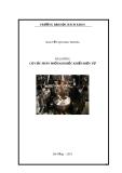 Bài giảng Cơ cấu phân phối khí điều khiển điện tử - Nguyễn Quang Trung