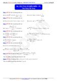 Toán học lớp 11: Các phương trình lượng giác có điều kiện (phần 2) - Thầy Đặng Việt Hùng