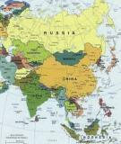 Các quốc gia và cuộc cải cách ở châu Á