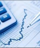 Bài giảng Kế toán tài chính: Chương 1 - GV. ThS.Trương Văn Khánh