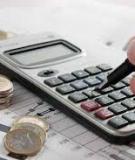 Bài giảng Kế toán tài chính: Chương 3 - GV. ThS.Trương Văn Khánh