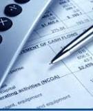 Bài tập Tài chính doanh nghiệp - Chương 3: Đòn bẩy hoạt động tài chính