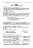 Bài giảng Kế toán tài chính: Chương 6 - GV. ThS. Trương Văn Khánh