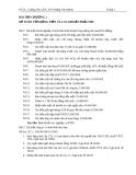 Bài tập Kế toán tài chính: Chương 1 - GV. ThS. Trương Văn Khánh