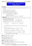 Toán học lớp 10: Trục tọa độ và hệ trục tọa độ (phần 2) - Thầy Đặng Việt Hùng