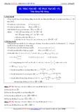 Toán học lớp 10: Trục tọa độ và hệ trục tọa độ (phần 1) - Thầy Đặng Việt Hùng