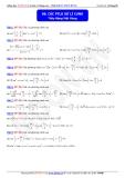 Toán học lớp 11: Các phương trình lượng giác xử lý cung - Thầy Đặng Việt Hùng
