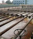 Đề tài: Tính toán thiết kế hệ thống xử lý nước ngầm nhiễm phèn tại Huyện Hóc Môn, cung cấp nước sạch với công suất 300 m3/ngày đêm
