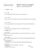 Đề kiểm tra học kỳ 1 môn Vật lý 10 năm 2014-2015 - Sở GD & ĐT Tp.HCM