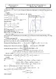 Lời giải đề thi thử Đại học 2011 môn Toán - Đề số 02