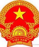 Tài liệu hướng dẫn môn học Lý luận về nhà nước: Bài 9 - ThS. Lê Việt Tuấn