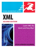 Ebook Visual quickstart guide XML second edition - Kevin Howard Goldberg