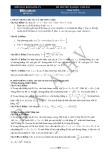 Đề thi thử Đại học môn Toán năm 2012 (Đề số 10)