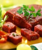 Chương V: Thịt