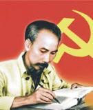 Đề cương môn Đường lối cách mạng Đảng Cộng sản Việt Nam