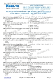 Chuyên đề LTĐH môn Hóa học: Axit cacboxylic phản ứng gốc hidrocacbon (Đề 2)