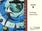 International Business - Chapter 5: The Global Environment