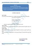 Luyện thi đại học KIT 2 môn Ngữ văn: Đề số 02