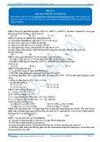 Luyện thi đại học KIT 2 môn Hóa học: Đề số 12