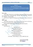 Luyện thi đại học KIT 2 môn Ngữ văn: Đề số 03