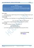 Luyện thi đại học KIT 2 môn Ngữ văn: Đề số 08