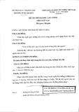 Đề thi thử Đại học lần 3 môn Ngữ Văn năm 2014 - ĐH Sư phạm Hà Nội....