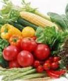 Đề tài: Nghiên cứu hành vi tiêu dùng rau sạch của người dân tại các siêu thị trên địa bàn Hà Nội - GVHD Hồ Trí Dũng